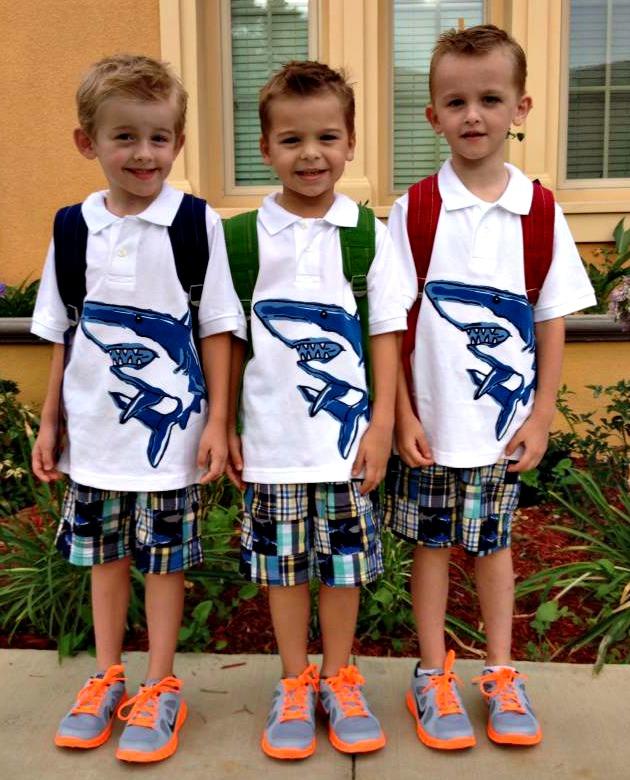 triplets-kinder