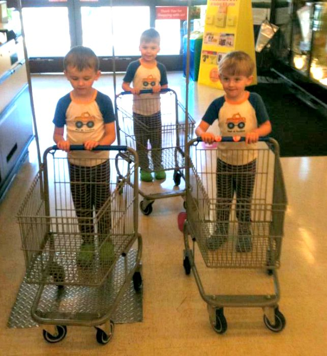 mini-shoppers