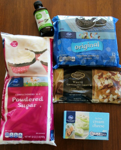 cookies-and-cream-fudge-ingredients